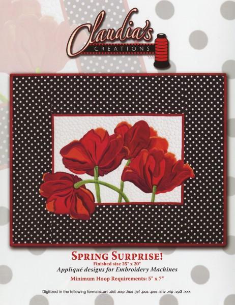 Spring Surprise!  Pattern@