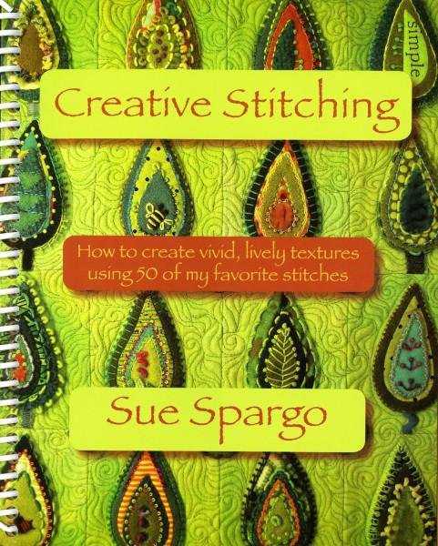 Creative Stitching  - Softcover
