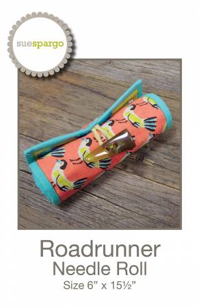 Roadrunner Needle Roll Pattern (Sue Spargo)