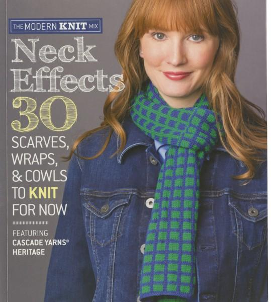 Neck Effects 30 Scarves Wraps & Shawls - Softcover