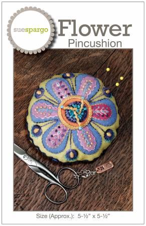 Flower Pincushion Pattern