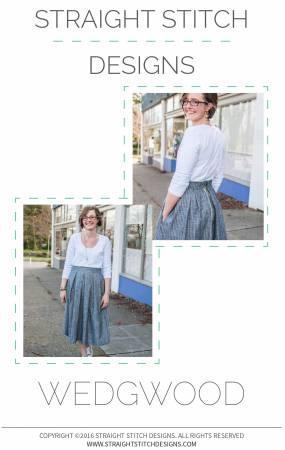 Wedgewood Skirt