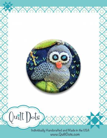 Sue Spargo Folk Tails Owl Needle Nanny