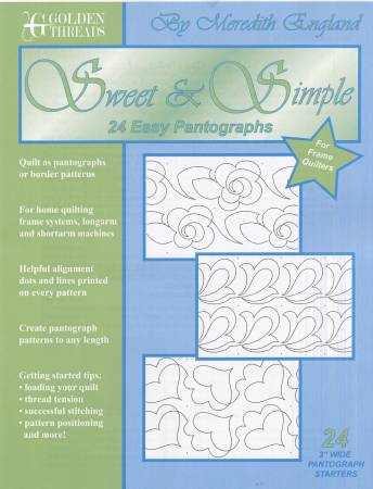 Sweet & Simple Pantograph