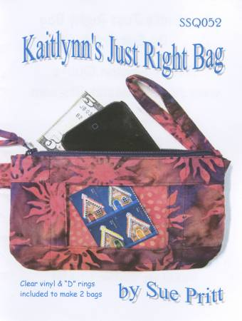 Kaitlynn's Just Right Bag