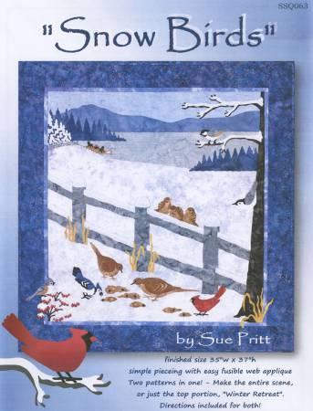 Snow Birds Kit