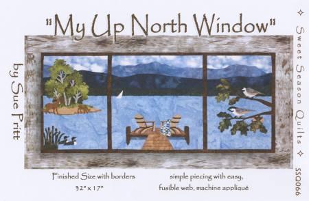 My Up North Window