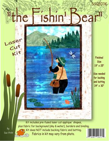 The Fishin Bear Kit