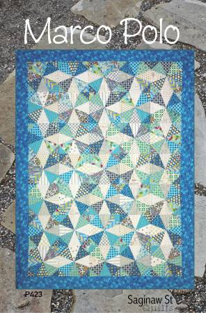 Marco Polo Quilt Pattern