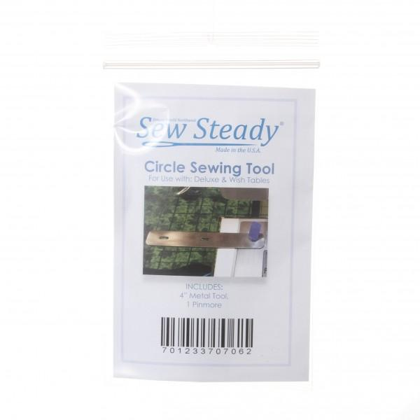 Sew Steady Circle Sewing Tool For Deluxe Tables