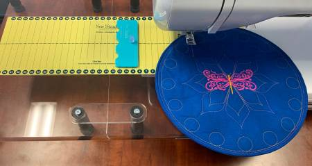 Sew Steady Universal Circles & Straights Tool and Mat