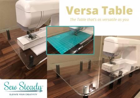 Sew Steady Versa Table 16 x 13 1/2 [Specify Make & Model}