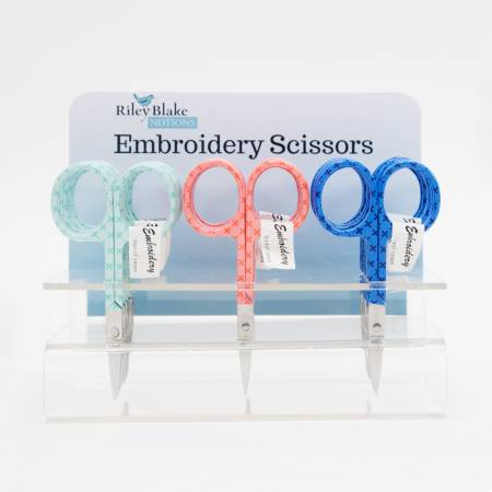 Riley Blake Designs Kisses Embroidery Scissors Assortment