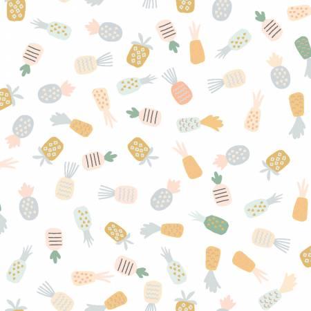 Dear Stella White Pineapples STELLA- 1218 WHITE