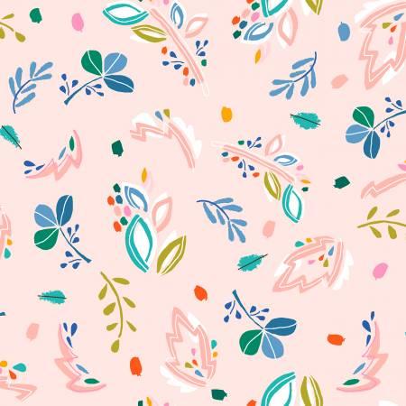 Dear Stella - Blush Abstract Floral