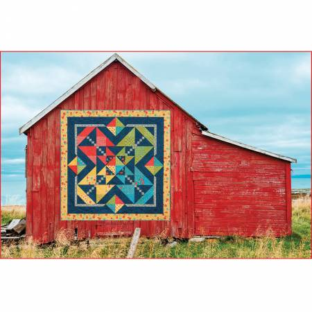 Red Barn Puzzle By Heather Peterson