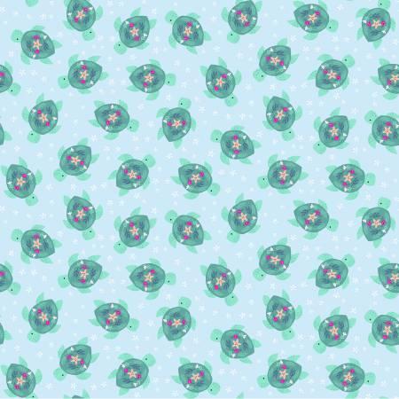 You, Me & The Sea - Crystal Turtles