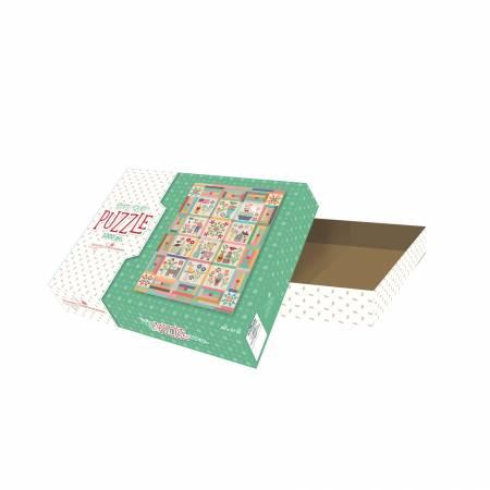Prim Quilt Puzzle