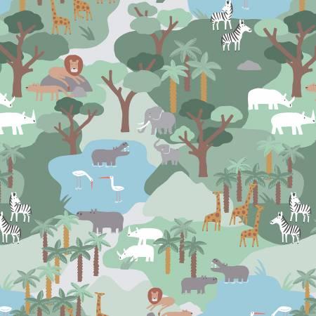 DEAR- Call of the Wild Multi Safari Animals