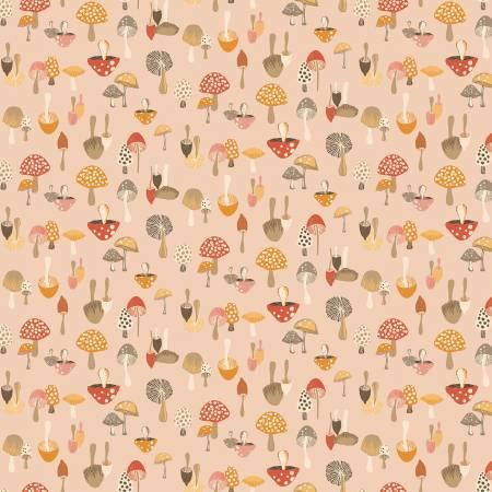 Creampuff Mushrooms for Dear Stella ~1895 Creampuff~