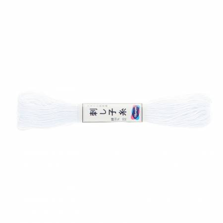 Olympus Sashiko Thread 22yd White