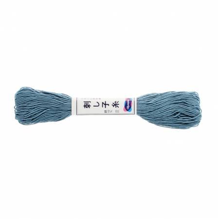 Sashiko Thread - Blue 9
