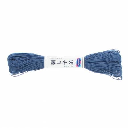 Olympus Sashiko Thread 22yd Cobalt Blue