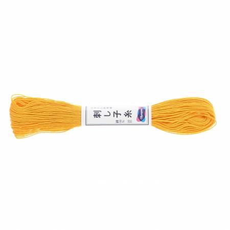 Olympus Sashiko Thread Yellow Color 16