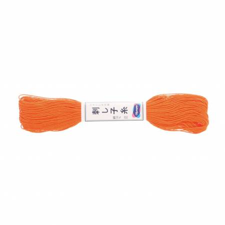 Olympus Sashiko Thread 22yd Orange