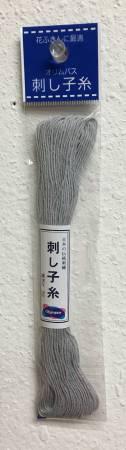 Olympus Sashiko Thread 22yds Gray Color 28