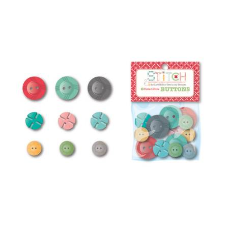 Lori Holt Stitch Cute Little Buttons