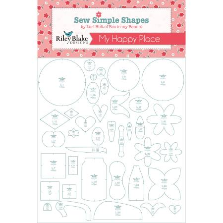 Stitch ~ My Happy Place Sew Simple Shapes
