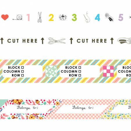 Quilt Helper Washi Tape