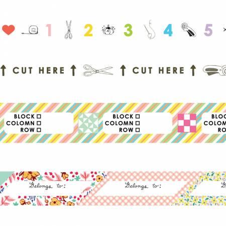 Quilt Helper Washi Tape