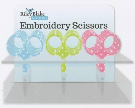 Embroidery Scissors Assortment