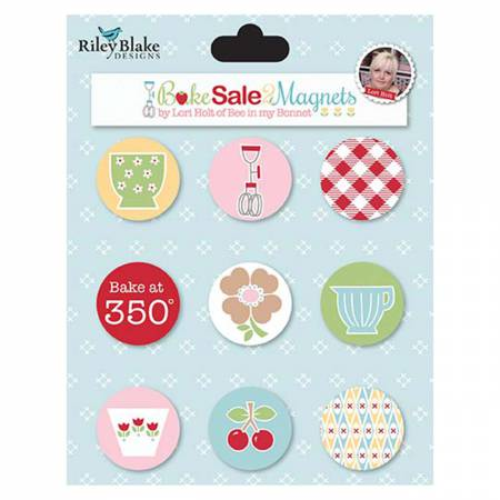Bake Sale Magnet Set
