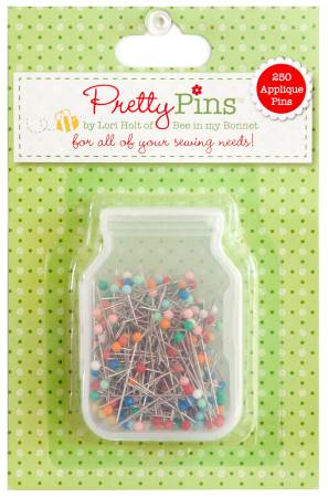 Pretty Pins by Lori Holt - Applique Pins Box Of 250