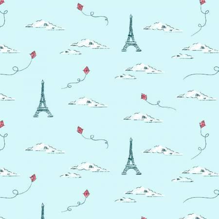Parisienne Horizon Eiffel Tower Stella-920