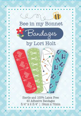 Bee In My Bonet Bandages by Lori Holt