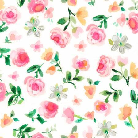 White Rosey
