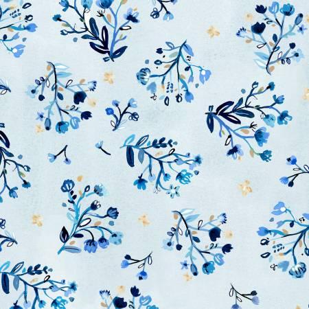 Blue Crush Multi Blue Stem Garden