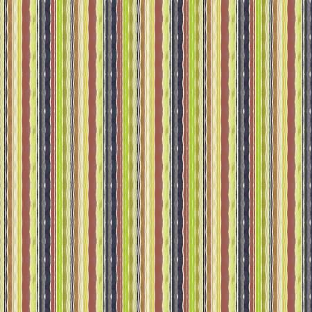 Dear Stella Woodland Fairytale Multi Woodland Stripe DAW1454