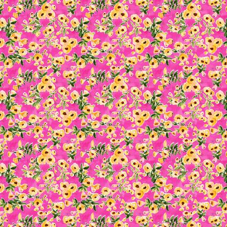 Multi Flower Wall DS071720