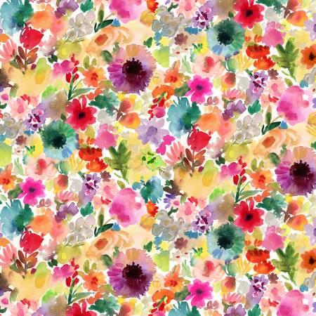 Multi Floral Wash