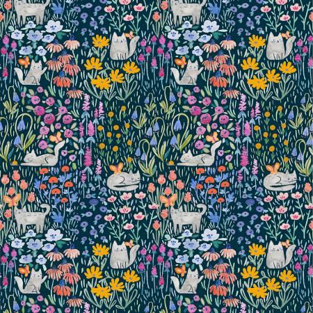 Multi Kitty Garden for Dear Stella ~DCJ1601~
