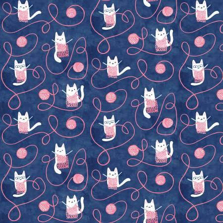 Dear Stella / Knitting Kittens