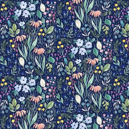 Dear Stella Creative Cats DCJ-1691 Multi Blooming Lovely