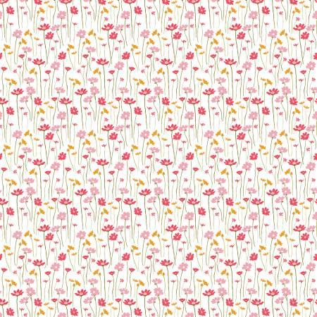 Pink Lemonade White Poppies DCWR1409