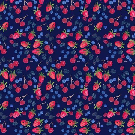 DEARS- American Summer Blue Berry Picking