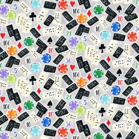 Multi Dominoes ST-DJL1974MULTI